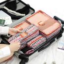 Enjoy journey mesh bag packing aids block pouch set