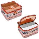 Medium - Enjoy journey mesh bag packing aids block pouch set