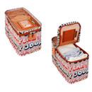 Small - Enjoy journey mesh bag packing aids block pouch set