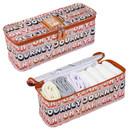 Large - Enjoy journey mesh bag packing aids block pouch set