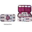 Bubllepop mono - Monopoly Enjoy journey travel pouch bag for underwear and bra