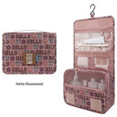 Hello rosewood - Enjoy journey large travel hanging toiletry pouch bag