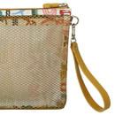 Strap - Monopoly Enjoy journey travel large mesh zipper pouch