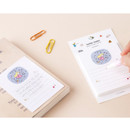Line - Todac Todac illustration daily sticky notepad memo