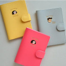 Du dum RFID blocking passport case holder