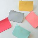 Lovelyborn daily zipper flat small pouch