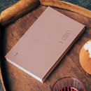 Rose - The Meaningful time small undated daily diary journal