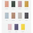 Color - 2019 Slim and sensible medium dated weekly planner