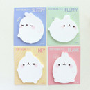 Molang basic cute sticky memo note ver3