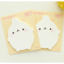 Hey - Bookcodi Molang basic cute sticky memo note ver3