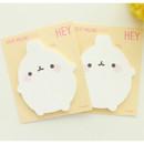 Hey - Bookcodi Molang basic cute sticky memo note ver3