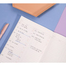 To do list - The moments dateless weekly diary planner
