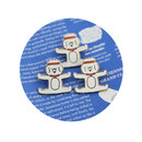 Rolly - Romane friends pin badge