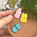 Romane Gummies pin badge