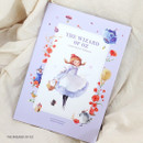 The wizard of OZ - Indigo Classic story undated monthly diary
