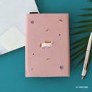 01 Unicorn - Tailorbird pattern dateless weekly planner