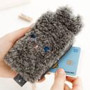 Livework Piyo popuree card case wallet zipper pouch