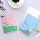 ICONIC Mini A6 size cash book planner