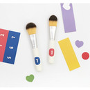 Example of use - ROMANE Gummies decoration sticker pack