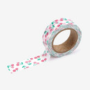 Dailylike cherry berry single roll washi masking tape