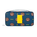 Front - Line friends travel underwear pouch organizer