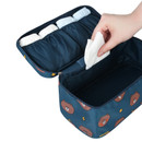 Hidden pocket - Line friends travel underwear pouch organizer