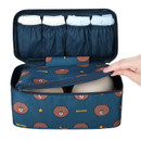 Detachable pouch - Line friends travel underwear pouch organizer