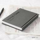 Warm gray - Wanna This Classic journal dateless daily agenda diary