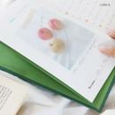 I love it - Wanna This Classic journal dateless daily agenda diary