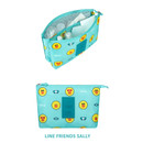 Sally - Line friends travel mesh large pocket pouch