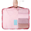 Handle - Line friends large travel packing cube organizer bag (2018)