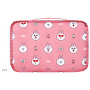 Back - Line friends small travel packing cube organizer bag