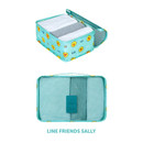 Sally - Line friends small travel packing cube organizer bag