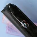 Second mansion Dear moonlight twinkle zipper pen case