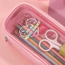 Example of use - Dear moonlight twinkle multi zip around pouch