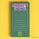 Memo folder - After The Rain Retro plain memo notepad