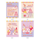 Option - Ardium Happy birthday message card