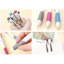 Agenda mechanical pencil and 2 colors ballpoint multi pen