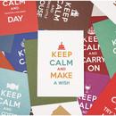 Nacoo Carry on postcard set of 24