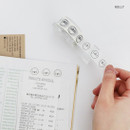Rolly - My rolly Washi paper 15mm X 10m deco masking tape