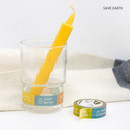 Save Earth - Brunch Brother washi paper deco masking tape