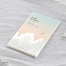 Dream - Pocket sewn bound small lined notebook ver2