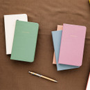 Livework Moment small dateless daily diary planner ver6