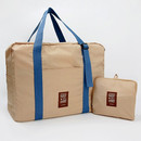 Folding travel bag - Easy carry large travel foldable duffle bag
