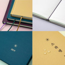 Ardium Small but certain happiness hardcover 3mm lined notebook