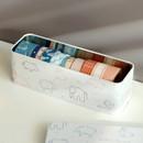 Example of use - Dailylike Doodling metal rectangular tin case box
