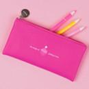 Magic potion - After The Rain Retro PU zipper pencil case pouch