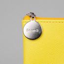 Zipper pencil pouch - Retro PU zipper pencil case pouch