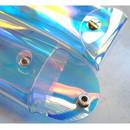 Snap button - N.IVY Pochapeng hologram folding pencil case