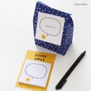Speech bubble - 2NUL Smile sticky it memo notes notepad